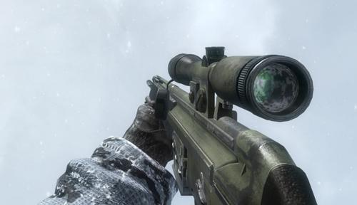 16 - Call of Duty: MW 3'�n ilk oyun i�i ekran g�r�nt�s�