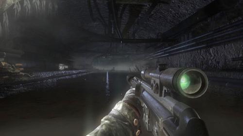 17 - Call of Duty: MW 3'�n ilk oyun i�i ekran g�r�nt�s�