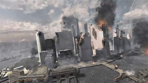 Modern Warfare 3'ün Londra bölümü açığa çıktı
