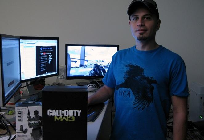 Sami Onur ile Modern Warfare 3'ü konuştuk