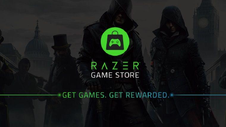 Razer kendi oyun mağazası Razer Game Store'u açtığını duyurdu
