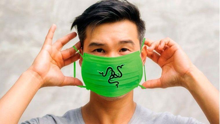 Razer, Koronavirüs salgınına karşı 1 milyon maske bağışlayacak