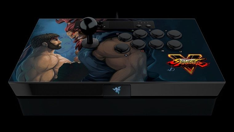 Razer Panthera Arcade Stick Street Fighter V Edition