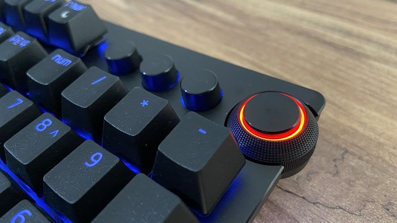 Razer Huntsman V2 Analog inceleme
