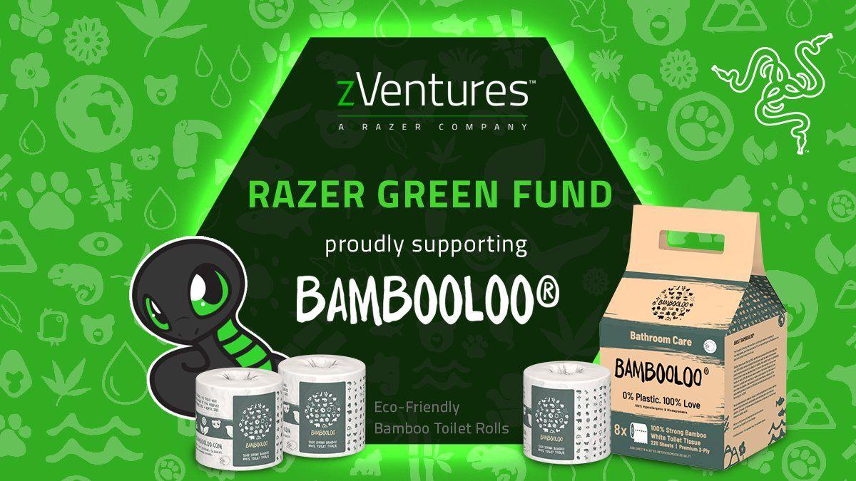 Razer invests $ 50 million to support nature