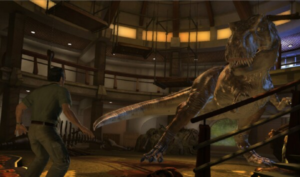 2 - Jurassic Park: The Game �nceleme