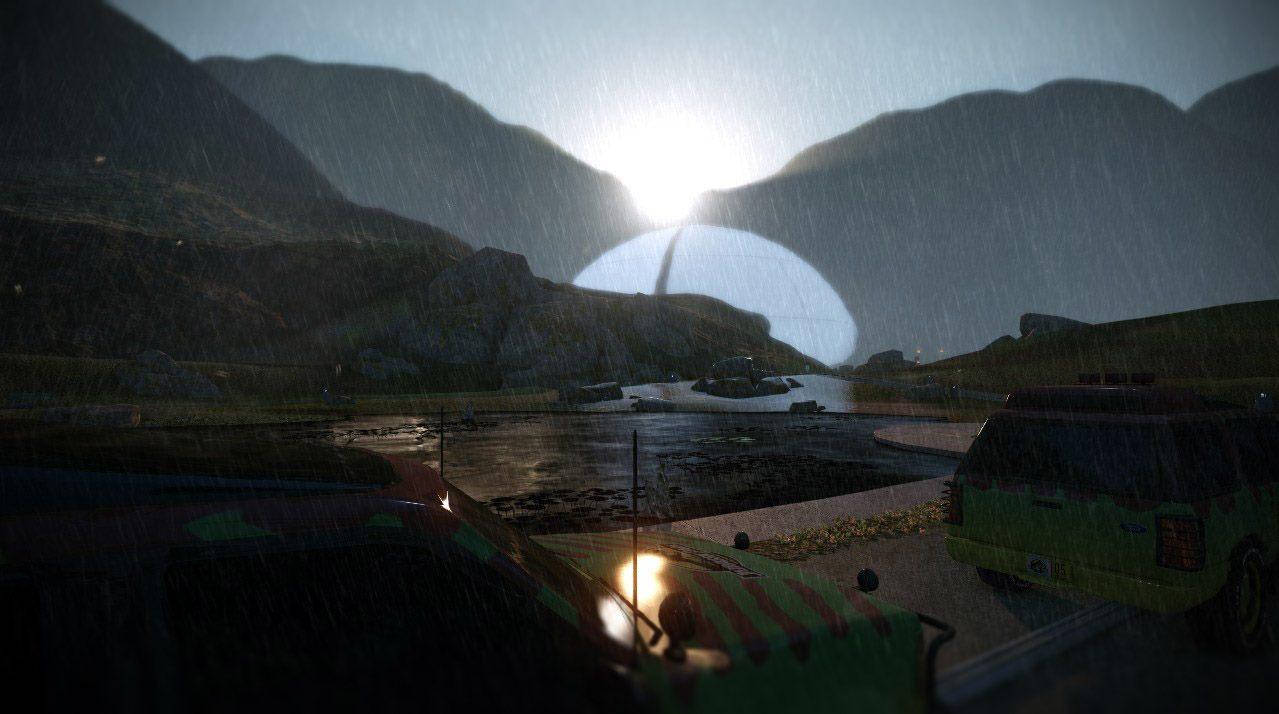 Jurassic Park: Aftermath için ekran görüntüleri yayınlandı