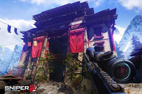 2 - Sniper: Ghost Warrior 2'nin ilk ekran g�r�nt�s�