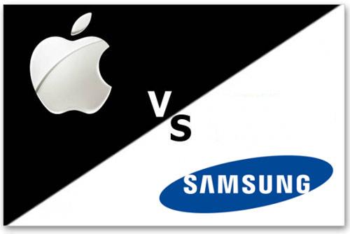 Samsung Global 500 listesinde Apple'dan önde