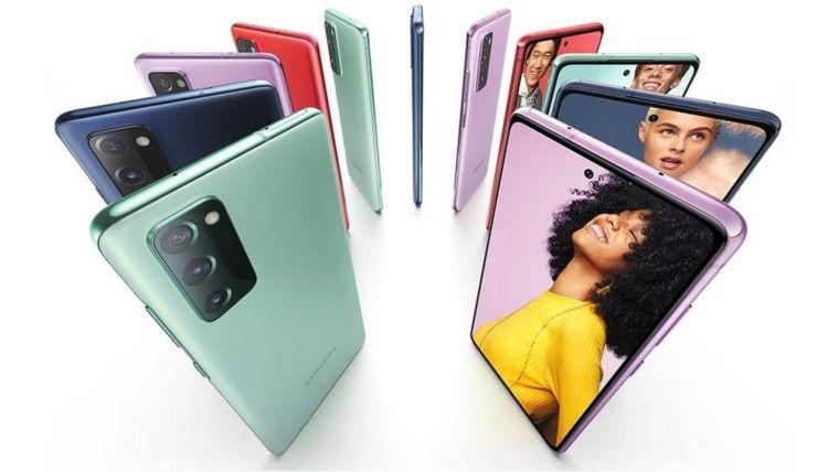 Samsung Galaxy S20 FE modelinin görüntüleri sızdırıldı