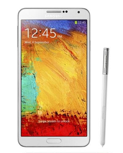 Samsung Galaxy Note III'ün tanıtımı yapıldı!