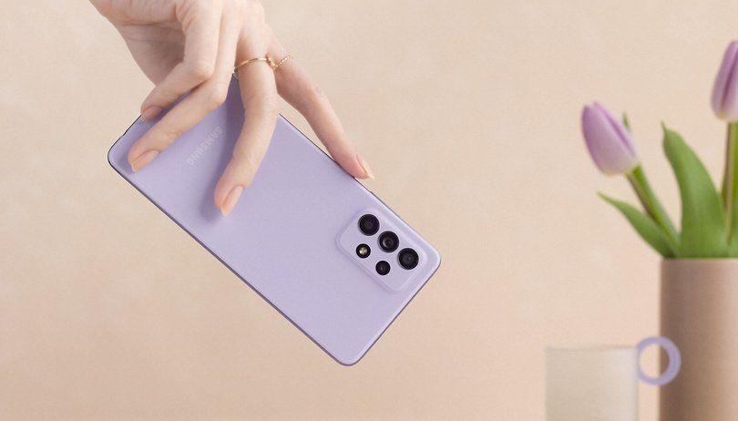 Samsung Galaxy A52 ve A72 tanıtıldı