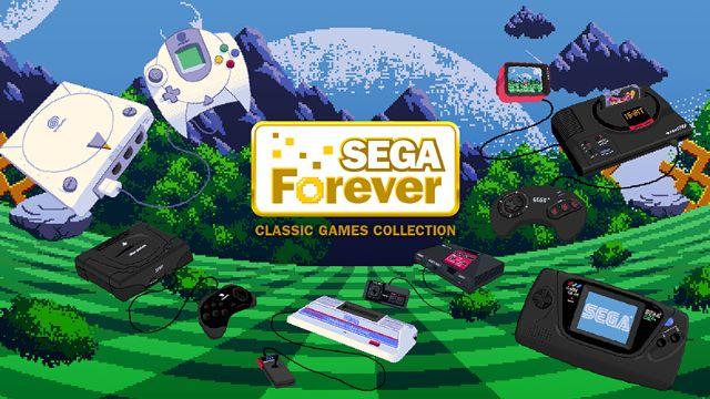 Sega'nın klasik oyunları bedava olarak cep telefonuna geliyor!