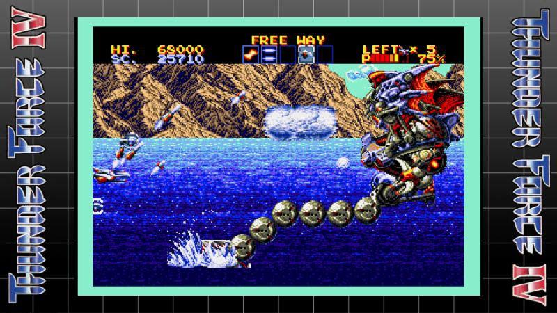 Sega Ages'in Nintendo Switch'teki ilk beş oyunu belli oldu