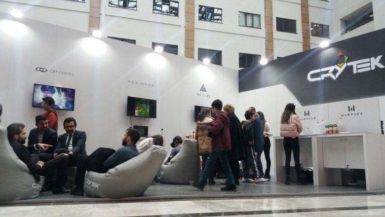 Crytek, Ankara'daki Güvenli İnternet Günü etkinliklerine katıldı