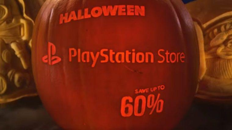 Playstation Store'da Cadılar Bayramı indirimi başladı
