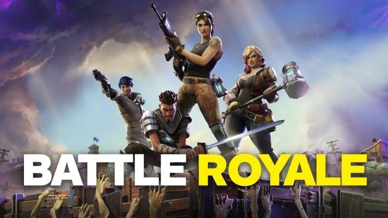 Gelecekte çıkacak rekabetçi oyunlarda Battle Royale modu olabilir