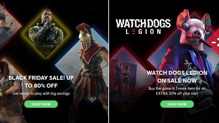Ubisoft Connect  indirimleri başladı
