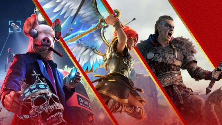 Ubisoft oyunlarında %85'e varan indirimler