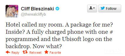 Cliff Bleszinski'ye Ubisoft yolu mu gözüktü?