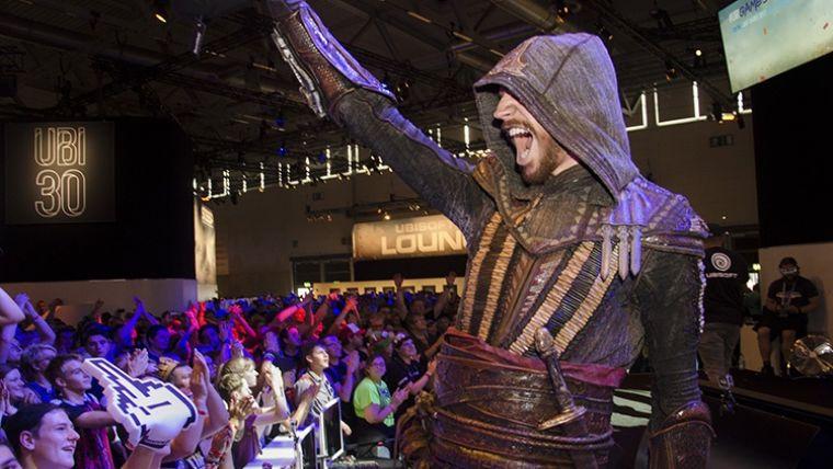 Ubisoft, Gamescom fuarına kalabalık bir liste ile katılıyor