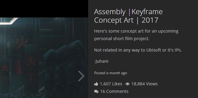 Ubisoft görselinin sırrı belli oldu