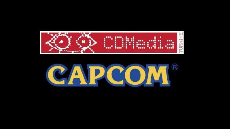 CD Media, Capcom'un Türkiye'deki dağıtımcısı oldu