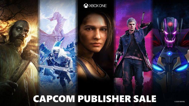 Xbox Store'da Capcom indirimleri başladı