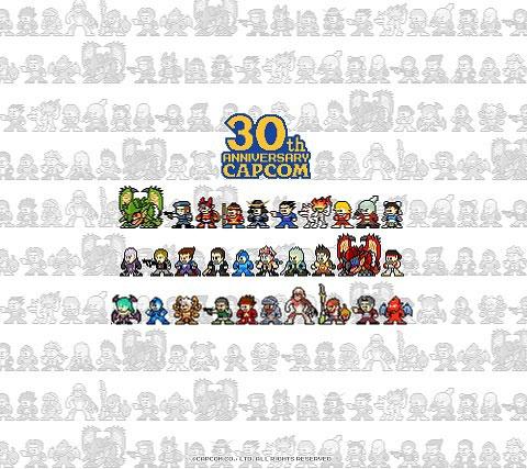 Capcom'un 30. yılına özel müthiş indirimler!