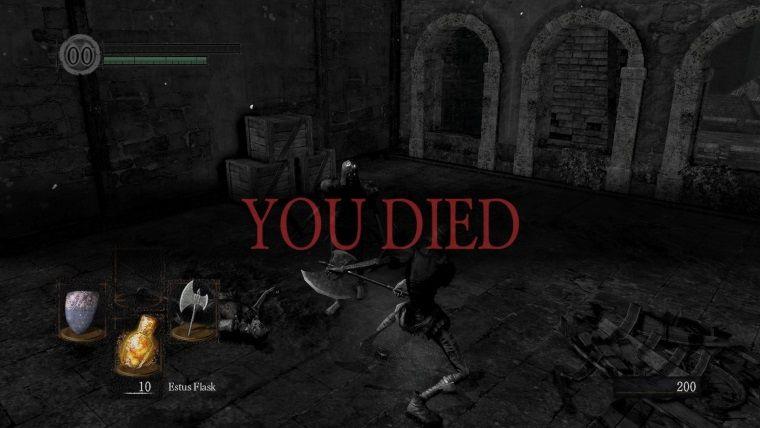 Tüm Dark Souls oyunlarını hasar almadan bitiren Twitch yayıncısı