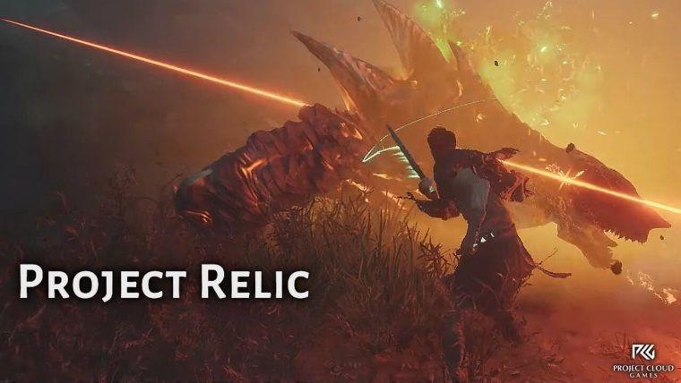 Dark Souls benzeri oyun Project Relic için fragman yayınlandı