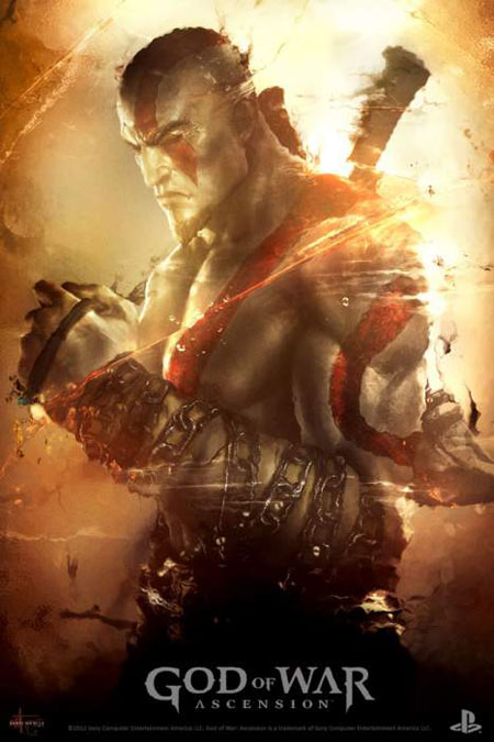 God of War: Ascension Türkçe seslendirme ile geliyor!