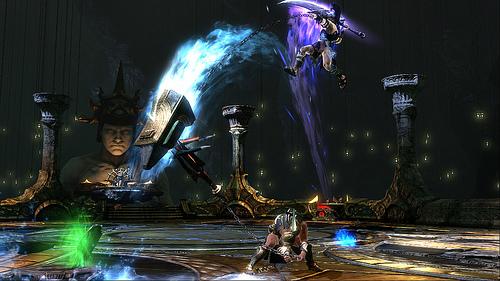 God of War: Ascension'a Co-op silahlar ekleniyor