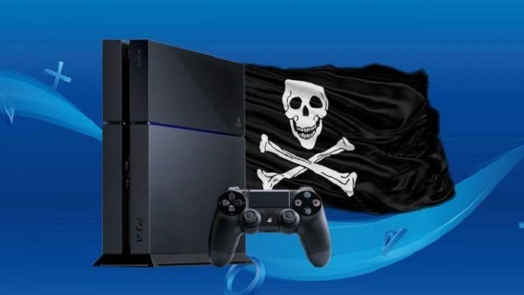 PlayStation 4'ün yüzlerce oyunu torrent sitelerine düştü