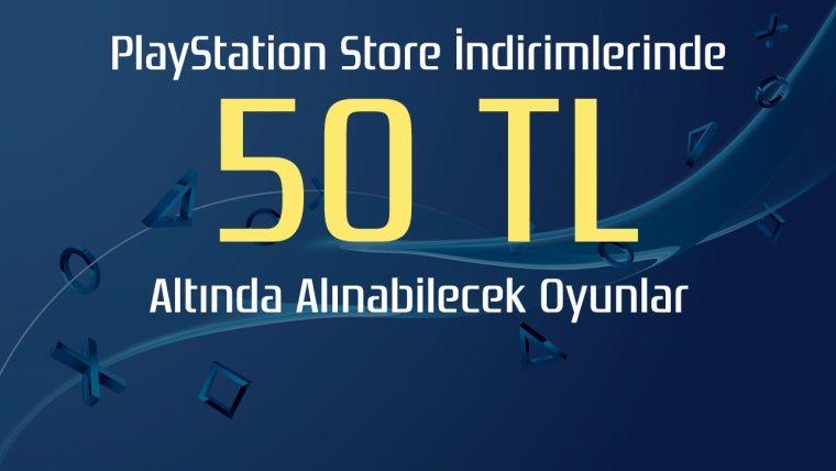 PS Store indirimlerinde 50 TL altında hangi oyunlar alınmalı?