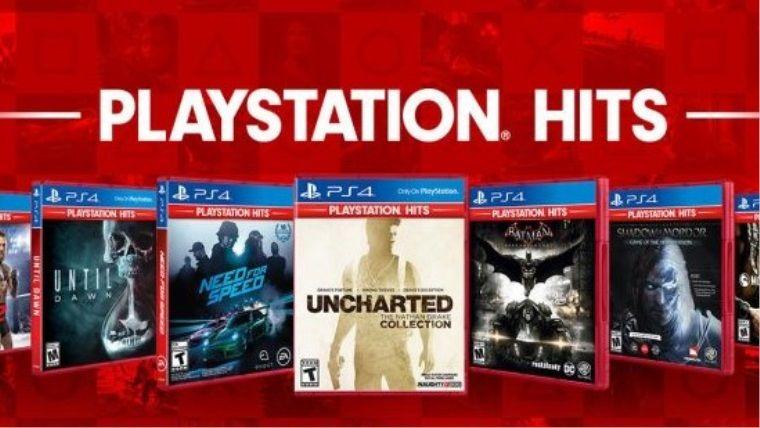Playstation Hits kütüphanesine yeni oyunlar eklendi
