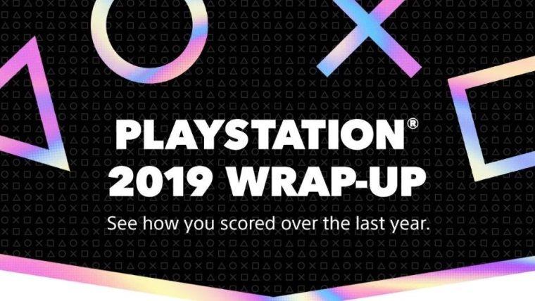 2019'da Playstation 4'te en çok oynadığınız oyunları öğrenmek ister misiniz?