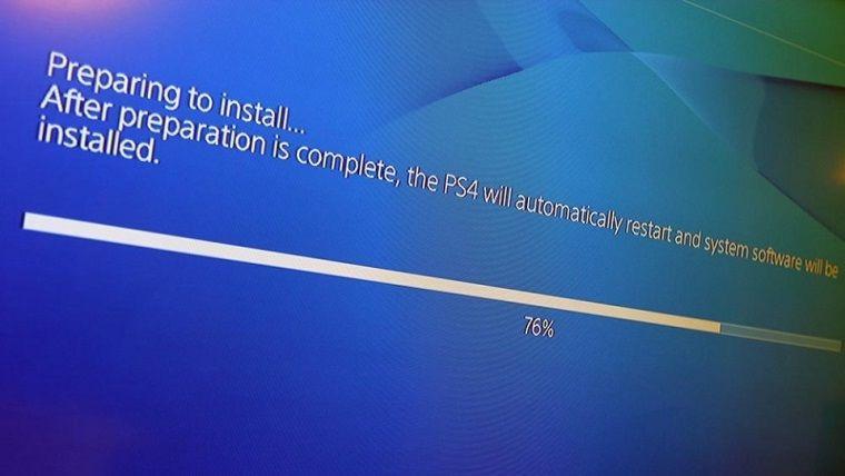 Playstation 4 yazılım güncellemesi 7.50 beraberinde bazı sorunlar getirdi