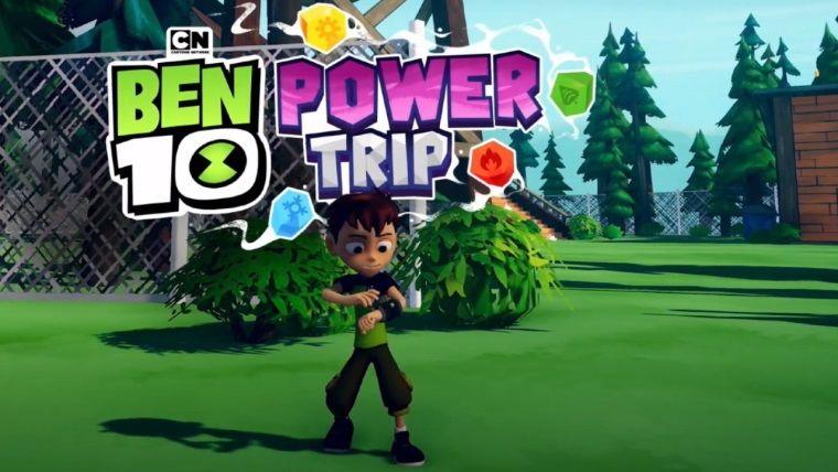 Ben 10: Power Trip PS4, Xbox One, Switch ve PC için duyuruldu