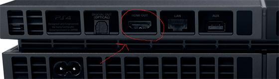 PS4'ün HDMI sorunu geçici çözüme mi kavuştu?