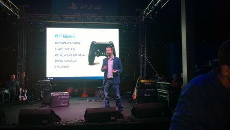PlayStation 4 Türkiye Lansmanındaydık!