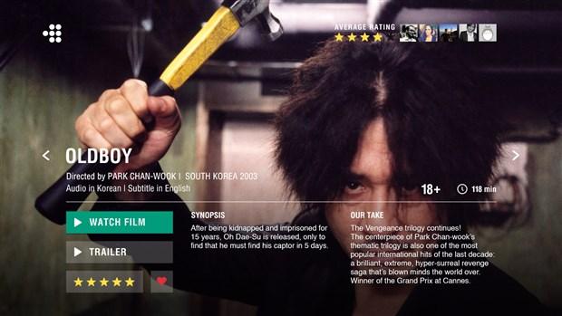 MUBI, PlayStation 4 platformuna çıkıyor!