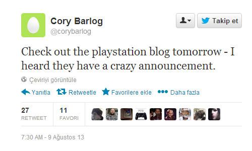 Sony'den PlayStation hakkında çok çılgın bir duyurusu olacak!