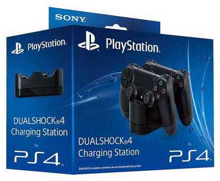 PS4'ün ilk aksesuarları detaylandı