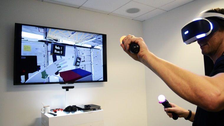 Oyunculuğun geleceği sanal gerçeklikte