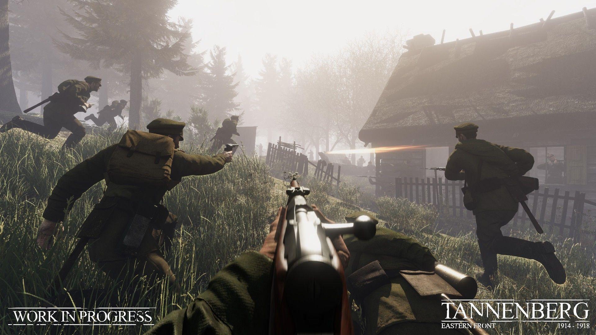 Tannenberg, PlayStation 4 ve Xbox One platformlarına geliyor