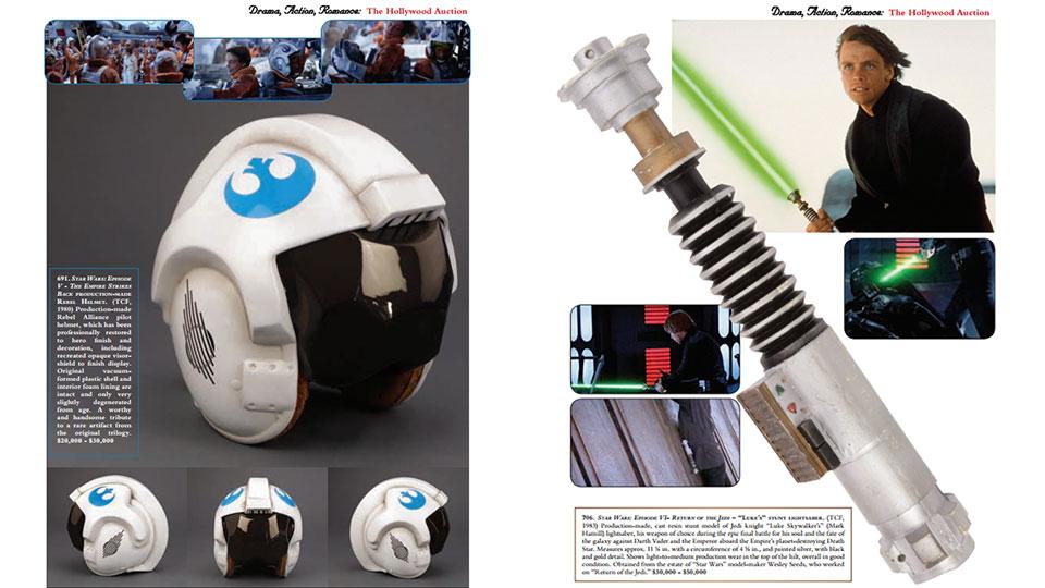 Luke Skywalker'ın gerçek ışın kılıcına sahip olun!