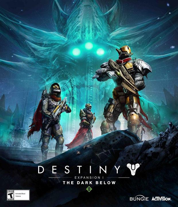 Destiny'nin ilk DLC'si The Dark Below'un inceleme puanları geldi