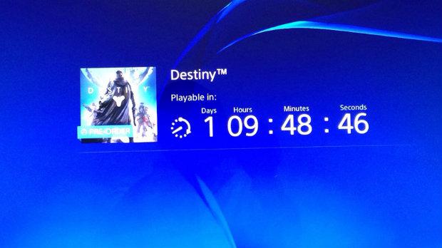 Destiny'yi PlayStation üzerinde oynayanların canını sıkan hata