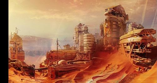 Destiny için oyun içi görüntüler geldi